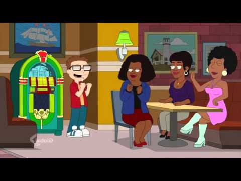 American Dad Steve Smith My Body All Over Your Body