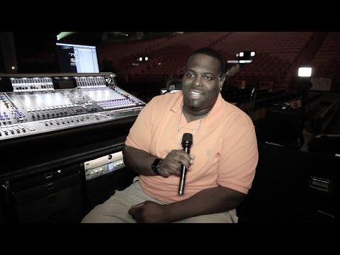 Kyle Hamilton about LEWITT Microphones // Janet Jacksons