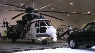EC225 Search and Rescue