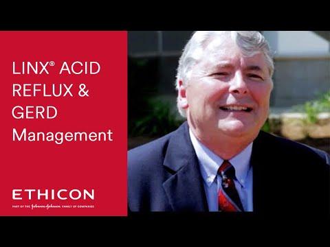 LINX Acid Reflux Management - Wayne's GERD Testimonial | Ethicon