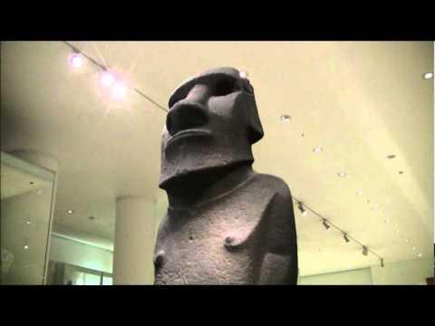 Stolen Moai Sculpture Of Easter Island