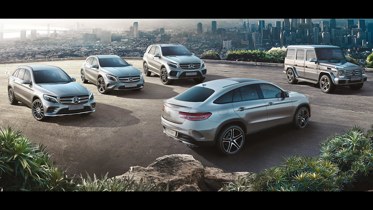 Mercedes Benz Suv Range Top Gear Magazine