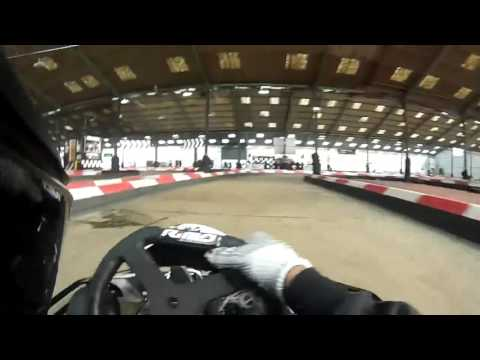Race for Charity; Team Race4Homeless at Capital Karts London