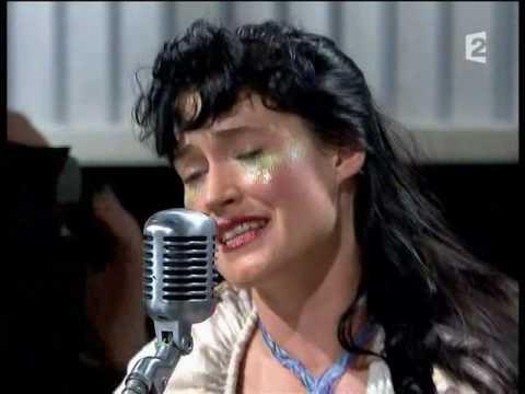 CocoRosie - Werewolf live on TV