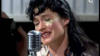 CocoRosie - Werewolf live on TV