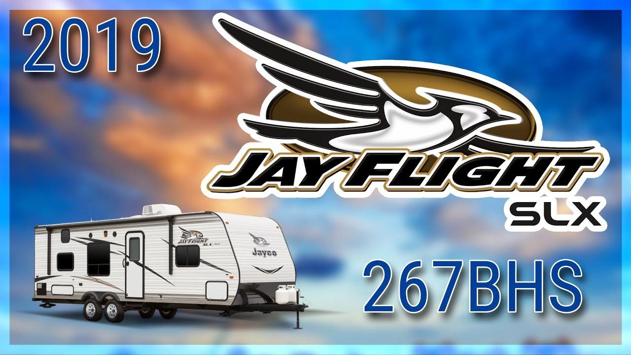 2019 Jayco Jay Flight SLX 267BHS Travel Trailer RV For Sale TerryTown RV  Superstore