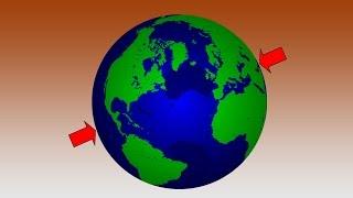 只要借助Google Map 及一些簡單的數學,便可找到地球的另一方是什麼地方...