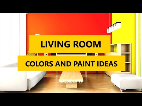 Best Living Room Colors And Paint Ideas In