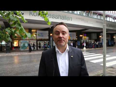 Ecolab's wrap up on World Water Week in Stockholm
