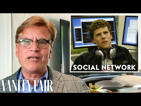 Aaron Sorkin Breaks Down His Career, from 'The West Wing' to 'The Social Network'   Vanity Fair