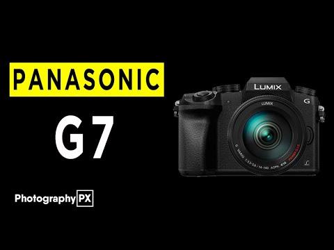 Panasonic LUMIX G7 Mirrorless Camera Highlights & Overview -2020