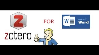 Gambar cover Tutorial 2: How to use Zotero for citation in Microsoft Word
