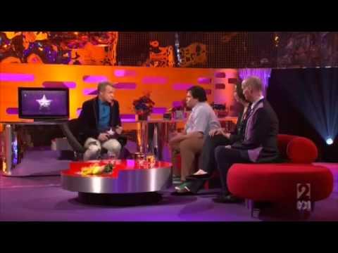 The Graham Norton Show 2010 S8x06 Justin Bieber Jack Black Miranda Hart Part 1