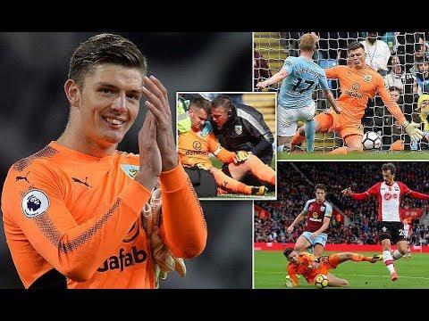 Burnley goalkeeper Nick Pope on his meteoric rise
