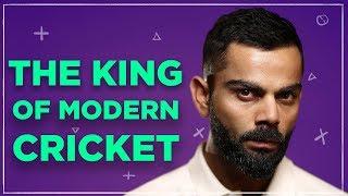 King Kohli -  A Tribute To The King Of Modern Cricket
