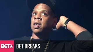 jay z makes 200m with tidal bet breaks