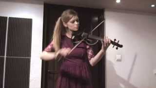 Linkin Park - One Step Closer ( Mantis remix) / violin cover by Monvillea