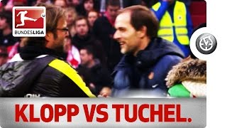 Klopp Haunted By Tuchel On Return to Mainz