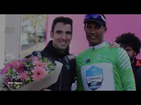 Eritrea - Awet Habtom Finishes 2nd on Stage 3 Tour of Antalya 2018 - Eritrean Cyclist