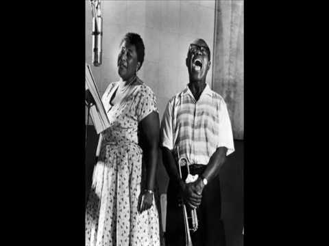 Louis Armstrong and Ella Fitzgerald They can't take that away from me
