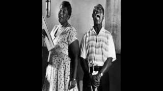 Louis Armstrong and Ella Fitzgerald They can