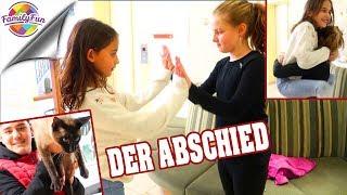 ABSCHIED und TANZVORFÜHRUNG -  FREUDIGER EMPFANG ZUHAUSE -  Family Fun