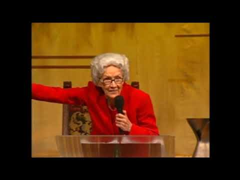 Hearing and Knowing The Voice – Vesta Mangun (Minute Clip)
