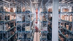 Finnair Cargo 360° video: everything in the COOL cargo terminal tells a story