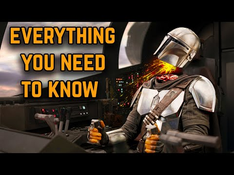 Everything to Know Before Watching The Mandalorian