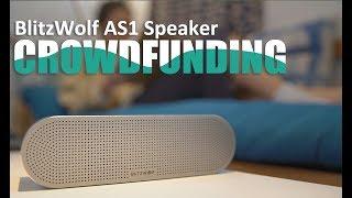 Blitzwolf Crowdfunding Project -- AS1 Speaker