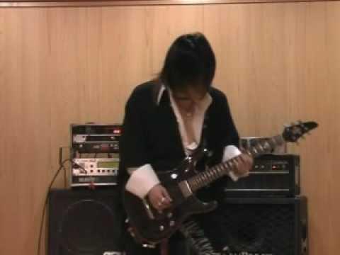 X JAPAN I.V. Guitar Cover