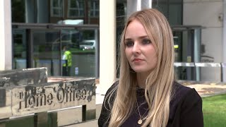 video: Ministers back PC widow's call for new offence for killing emergency workers