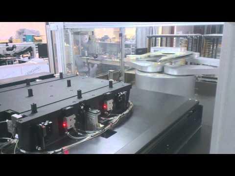 Gorilla Strengthen Glass Laser Cutting System