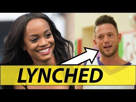 The Lynching of a White Man in 2017: Black Bachelorette vs Lee Garrett (Racism/Misogyny Don