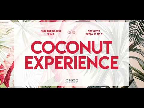 Migma Collective presents COCONUT EXPERIENCE | Teaser | 2017