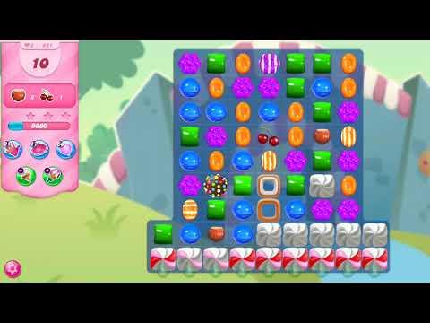 Candy Crush Saga level 661
