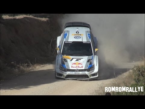 Rally RACC Catalunya - WRC Spain 2013 [HD]