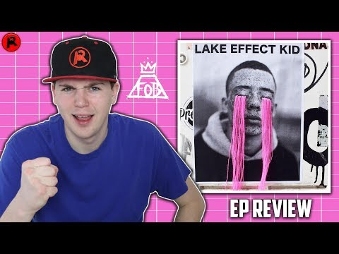 FALL OUT BOY - LAKE EFFECT KID | EP REVIEW