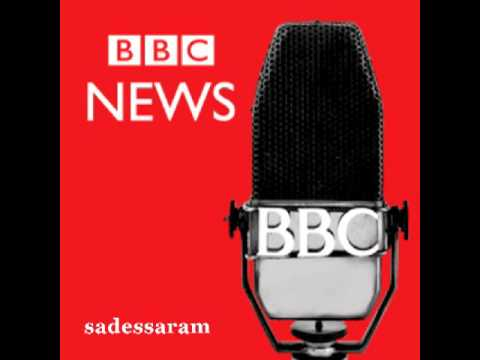 BBC World Service Radio news bulletin (sept. 1986)