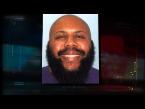 Multi-state manhunt for Cleveland man suspected in killing in video uploaded to Facebook