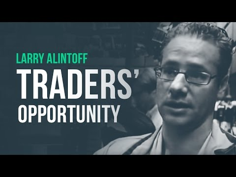 Traders' Opportunity · Larry Alintoff, from Wall Street Warriors