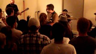 "Listener ""You Were a House on Fire"" 7-18-2013 at Just Be Cause - Ithaca Underground"
