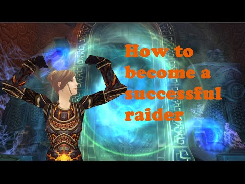 How to become a successful raider (WoW machinima)