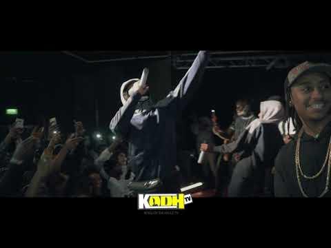 Russ - Gun Lean (Live Performance Bradford)   KODH TV