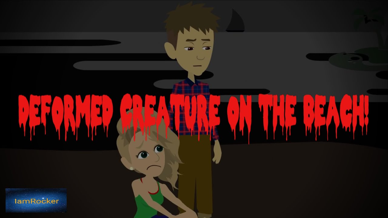 True Scary Beach Story Scary Story Animated Youtube These are stories from mr. true scary beach story scary story animated