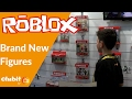 First Look at Roblox Figures BRAND NEW 2017