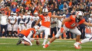 Illinois Football Extended Highlights vs. Penn State 11/22/14