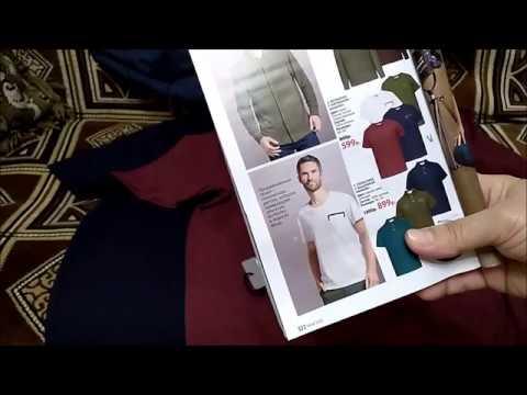 """Обзор новинок мужской одежды """"Наследие"""" от Фаберлик 4 / 2020 г."""