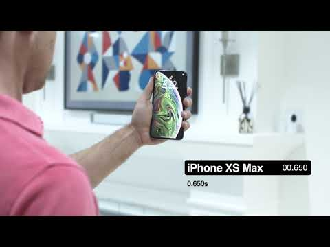 Face ID Speed Test: iPhone XS Max vs. iPhone XS vs. iPhone X