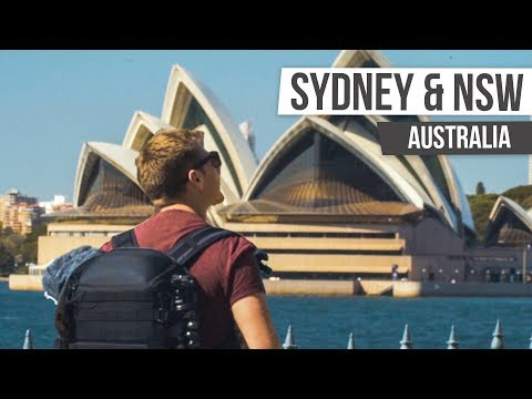 5 DAYS IN SYDNEY & NSW | Topdeck | Australia Travel Vlog
